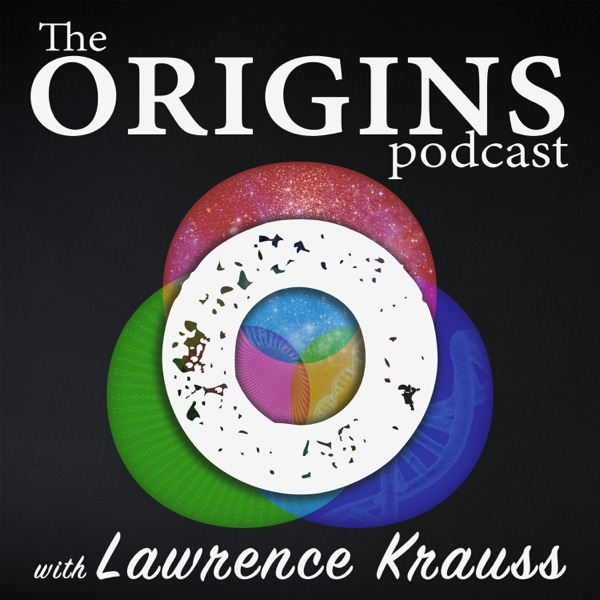 The Origins Podcast with Lawrence Krauss Artwork