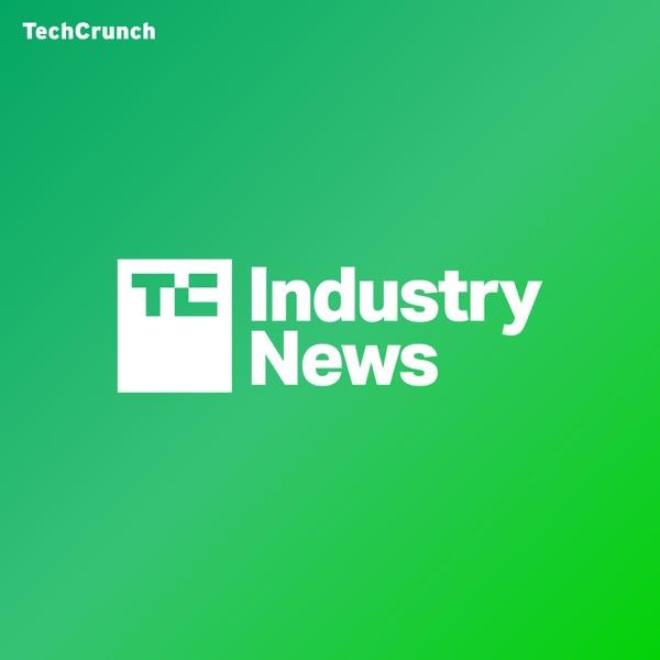 TechCrunch Industry News Artwork