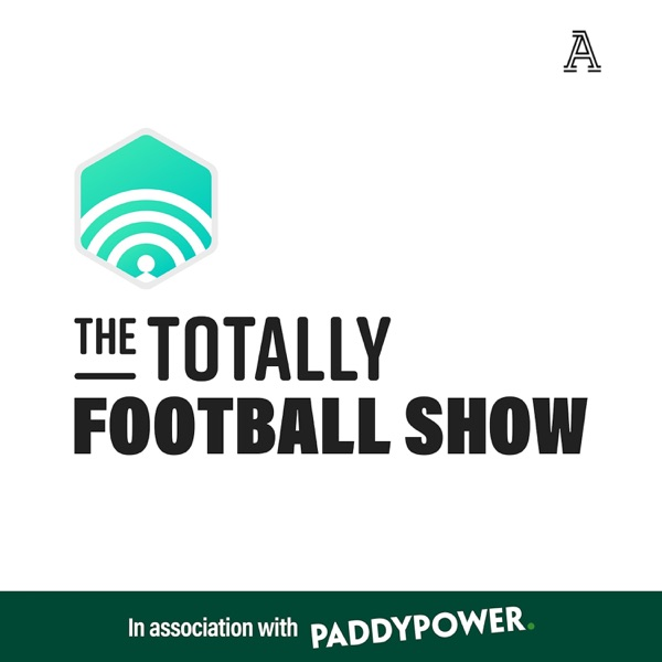 The Totally Football Show with James Richardson Artwork