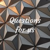 Questions for us artwork