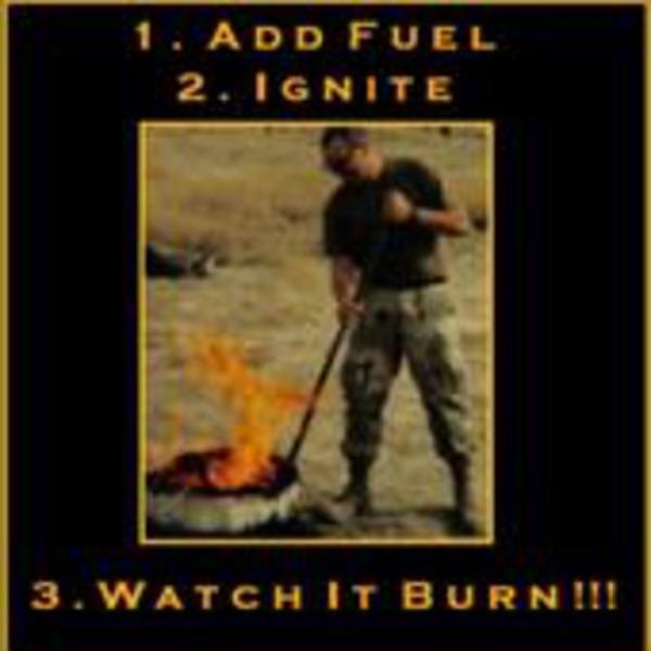 """""""Watch It Burn"""""""
