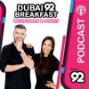 Dubai 92 Breakfast with Harry & Pricey