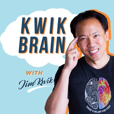 Kwik Brain with Jim Kwik:Jim Kwik, Your Brain Coach, Founder www.KwikLearning.com