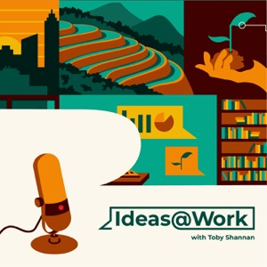 Ideas at Work with Toby Shannan