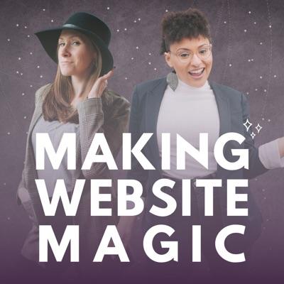 Making Website Magic:Sam Muñoz & Karyn Paige