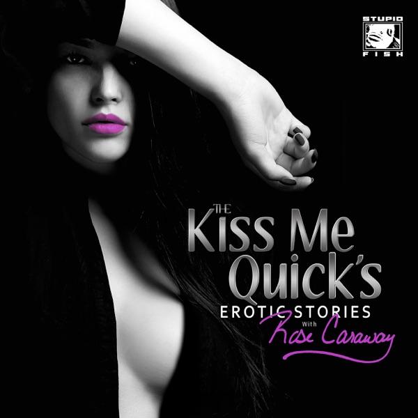 The Kiss Me Quick's Erotica Artwork