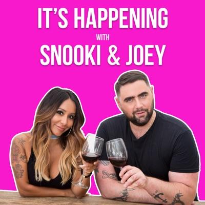 It's Happening with Snooki & Joey:Audioboom