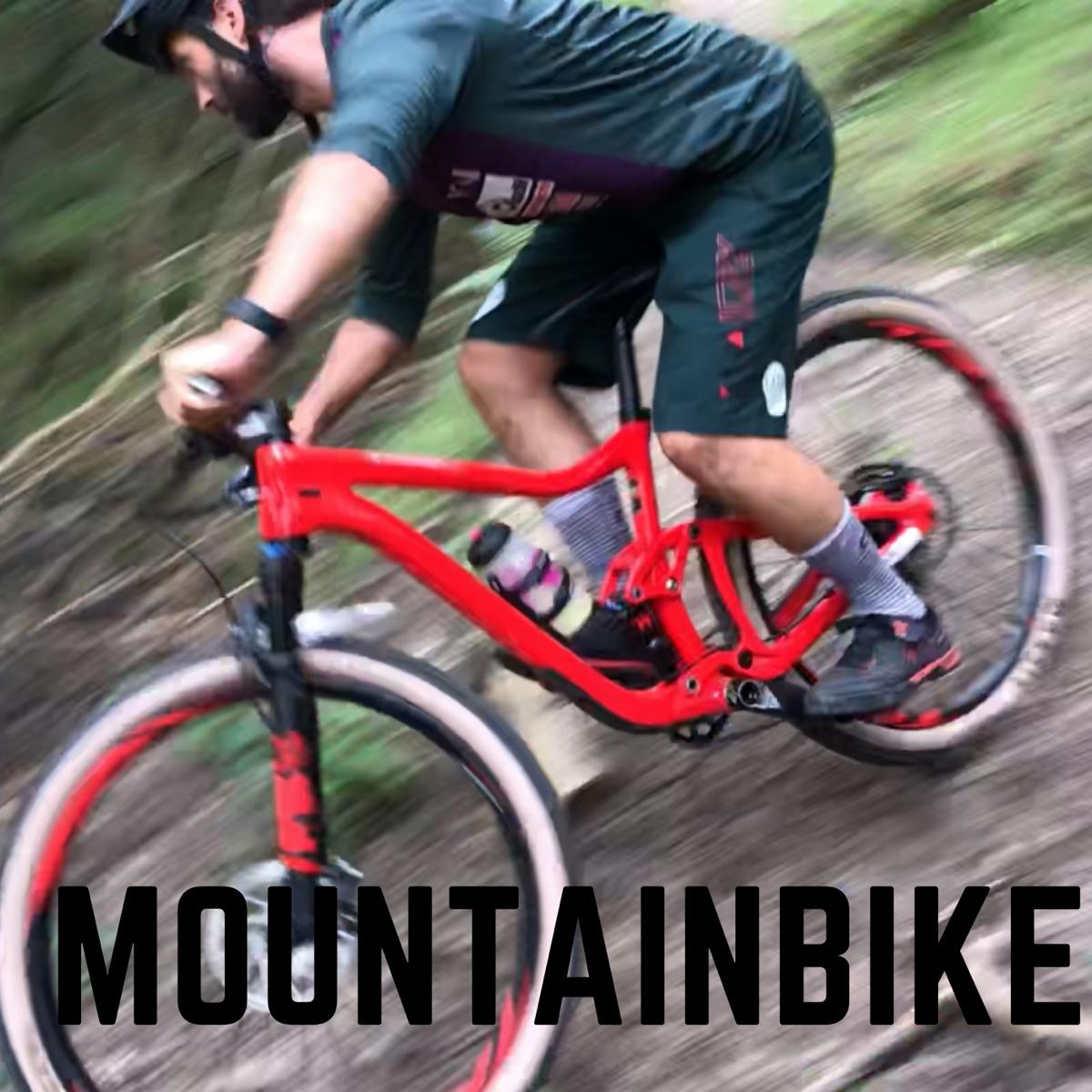 Mountainbike podcasten