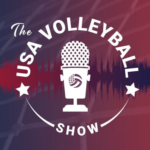 The USA Volleyball Show Artwork