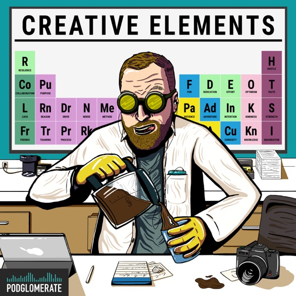 Creative Elements podcast show image