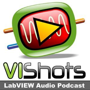 VI Shots LabVIEW Audio Podcast