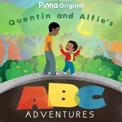 Quentin and Alfie's ABC Adventures:Pinna