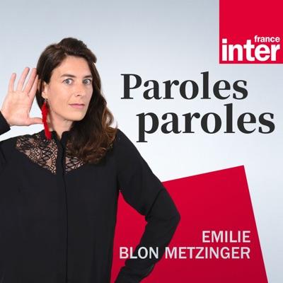 Paroles paroles:France Inter