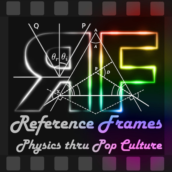 Reference Frames: Physics through Pop Culture Artwork