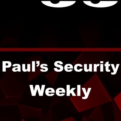 Paul's Security Weekly:paul@securityweekly.com