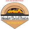 Wooden Baked Peaza artwork