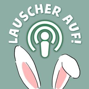 LAUSCHER AUF!🐰- Dein Kaninchenpodcast