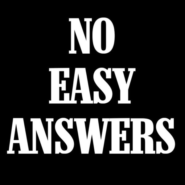 No Easy Answers Artwork