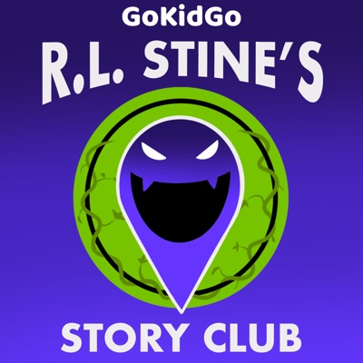 R.L. Stine's Story Club:GoKidGo