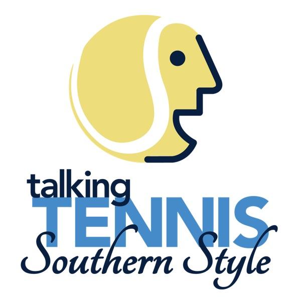 Talking Tennis Southern Style Artwork