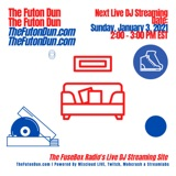 FuseBox Radio #630: DJ Fusion's The Futon Dun Livestream DJ Mix Fall Session #19 (A MFin' Dope Dollop of MF DOOM Mix #1 - #RIP)