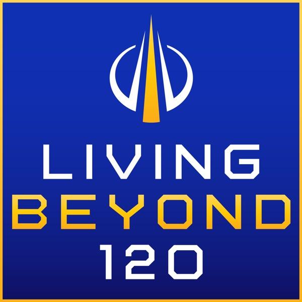Living Beyond 120 Artwork