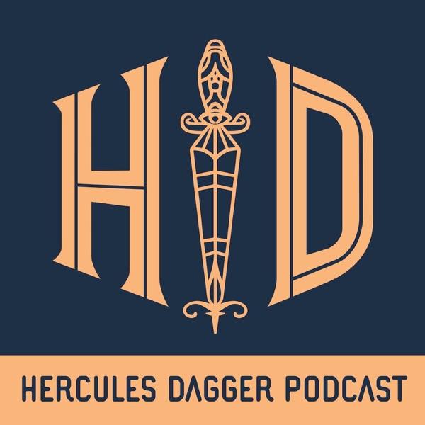 Hercules Dagger Podcast Network Artwork