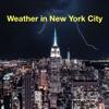 Weather in New York City artwork