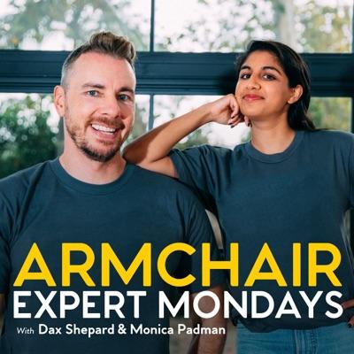 Armchair Expert Mondays with Dax Shepard:Armchair Umbrella