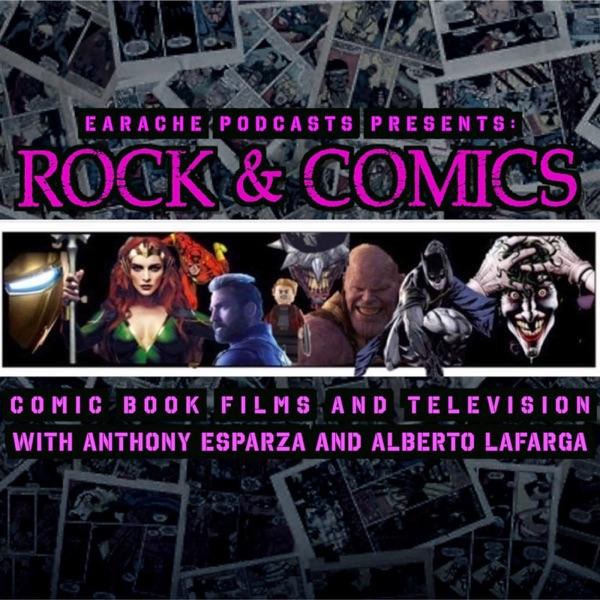 Rock & Comics