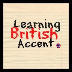 Speak English With A British Accent