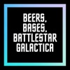 Beers, Bases, Battlestar Galactica artwork
