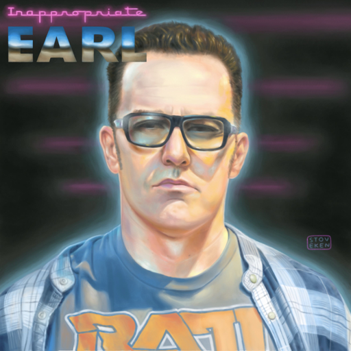 Cover image of Inappropriate Earl