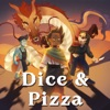 Dice and Pizza artwork
