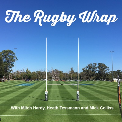Rugby Wrap S2 E8 with Brendan Loag and Tom Gorman