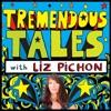 Tremendous Tales with Liz Pichon artwork