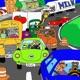 Traffic Traffic Everywhere!!