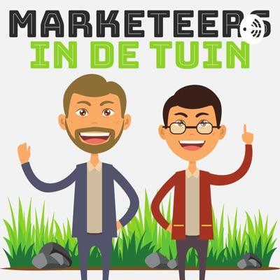 Marketeers in de tuin
