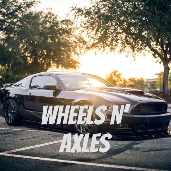 Wheels N' Axles Artwork