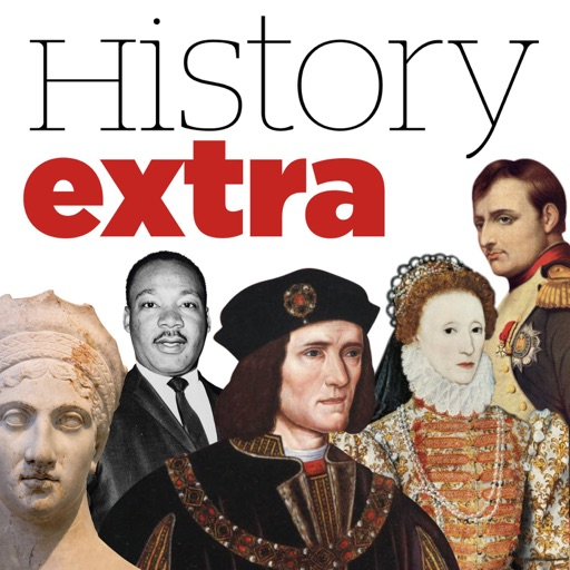 Cover image of History Extra podcast