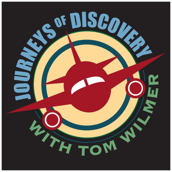 Journeys of Discovery with Tom Wilmer Artwork