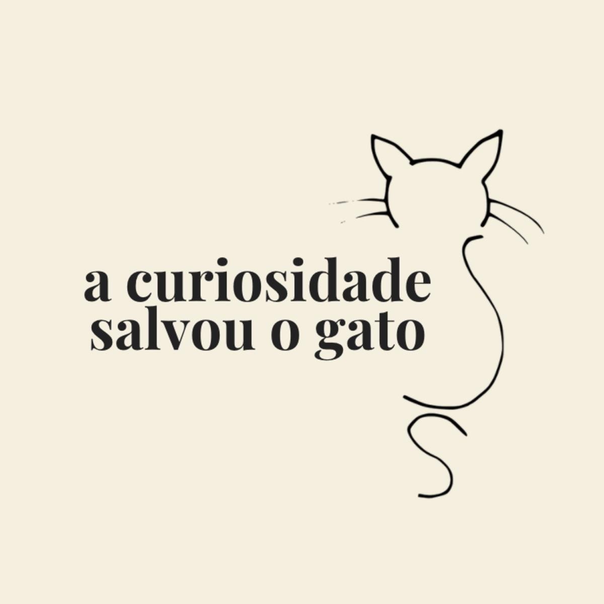 A Curiosidade Salvou o Gato