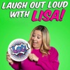Laugh Out Loud with Lisa artwork