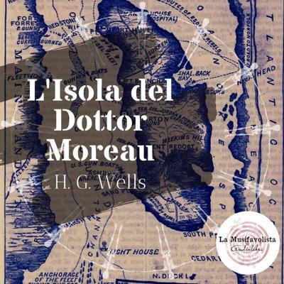 L'ISOLA DEL DOTTOR MOREAU - H. G. Wells