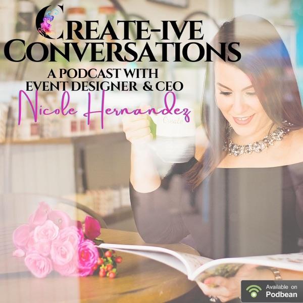CREATE-ive Conversations with Designer Nicole Hernandez Artwork