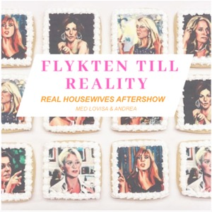 Flykten till Reality: Real Housewives Aftershow