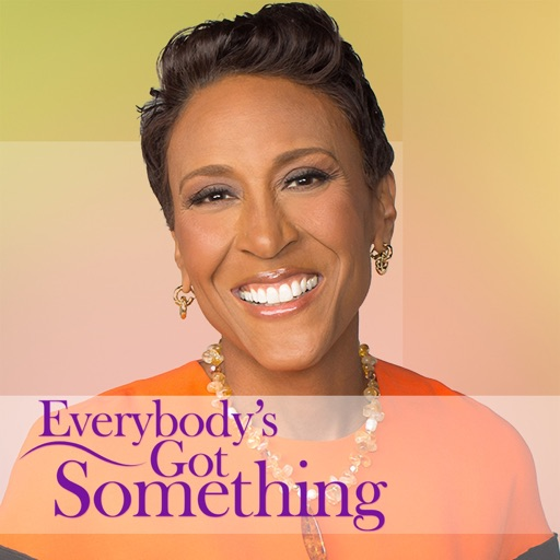 Cover image of Robin Roberts' Everybody's Got Something