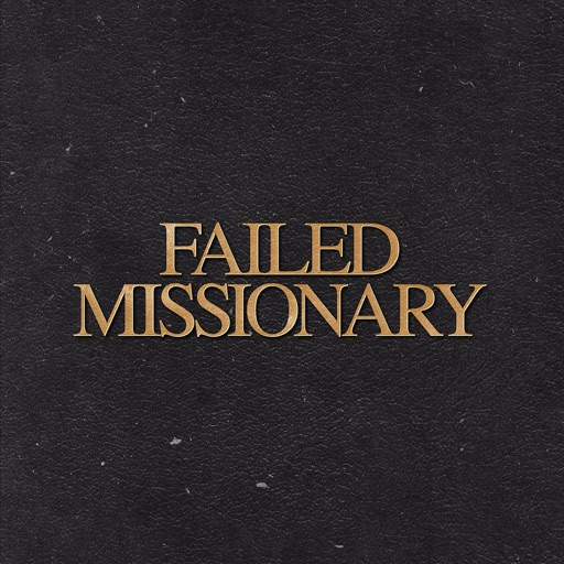 Cover image of Failed Missionary