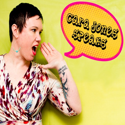 Cover image of Cara Jones Speaks