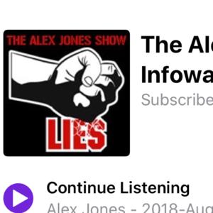 The Alex Jones recap